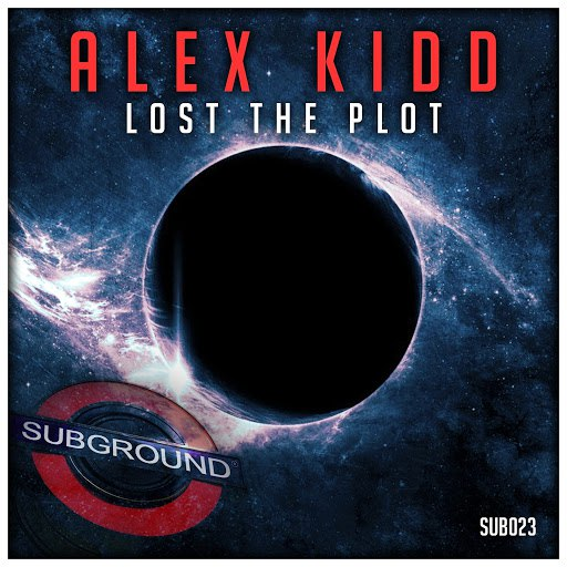 Alex Kidd альбом Lost the Plot