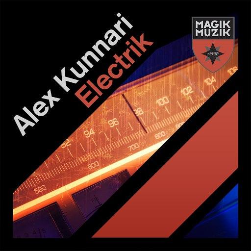 Alex Kunnari альбом Electrik