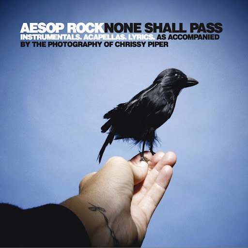 Aesop Rock альбом None Shall Pass - Instrumentals And Accapellas
