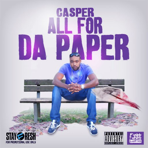 Casper альбом All 4 Da Paper