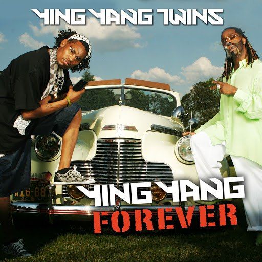 Ying Yang Twins альбом Ying Yang FOREVER (Clean)
