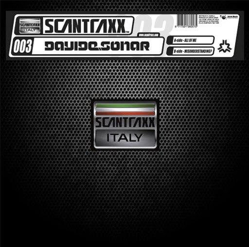 Davide Sonar альбом Scantraxx Italy 003