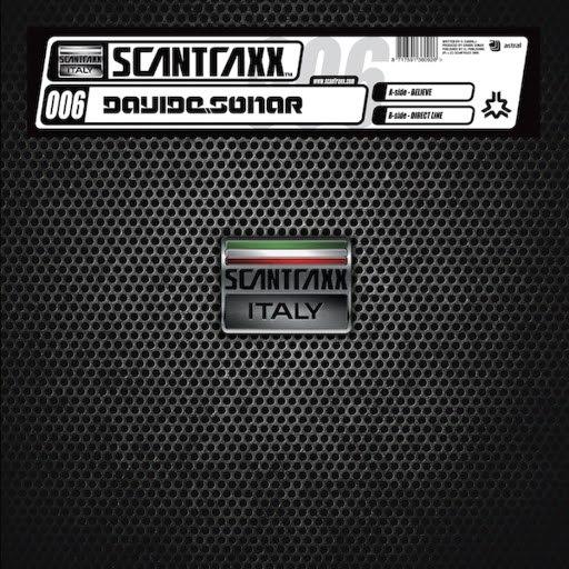 Davide Sonar альбом Scantraxx Italy 006