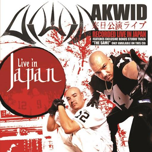 Akwid альбом Live In Japan (Edited Version)