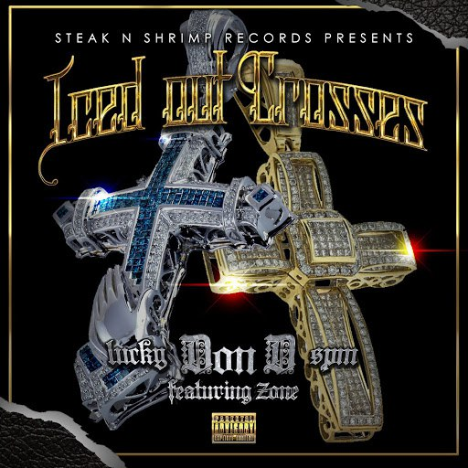 SPM альбом Iced Out Crosses