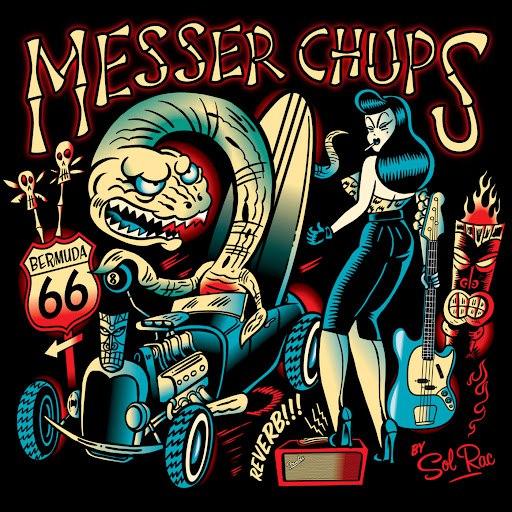 Messer Chups альбом Bermuda 66