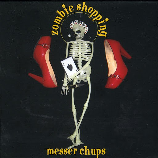 Messer Chups альбом Zombie Shopping