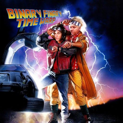Binary Finary альбом Time Warp