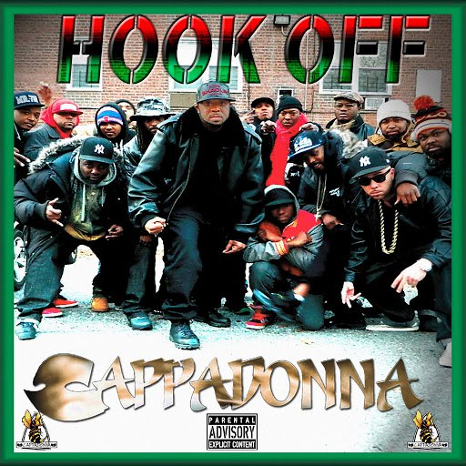 Cappadonna альбом Hook Off (Collectors Edition)