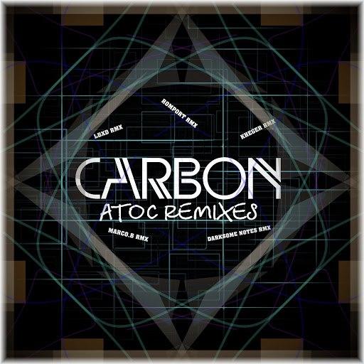 Carbon альбом Atoc EP (Remixes)
