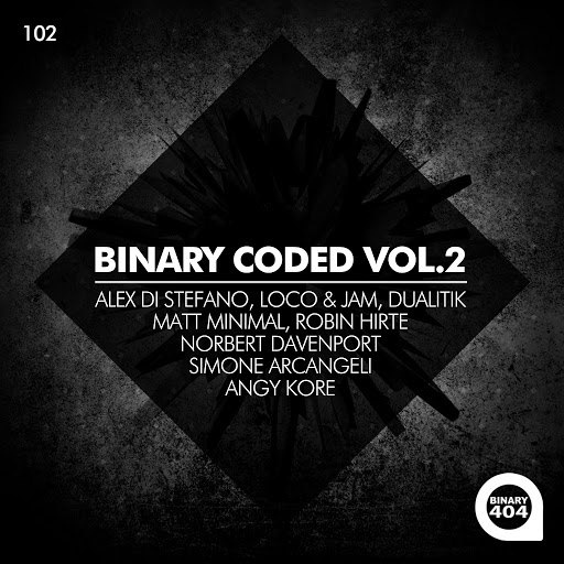 AnGy KoRe альбом Binary Coded VOL. 2