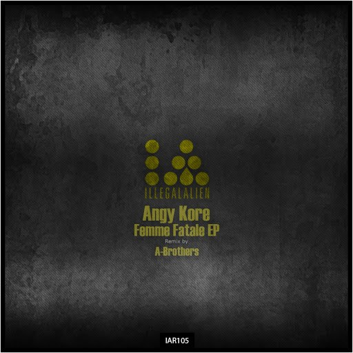 AnGy KoRe альбом Femme Fatale EP