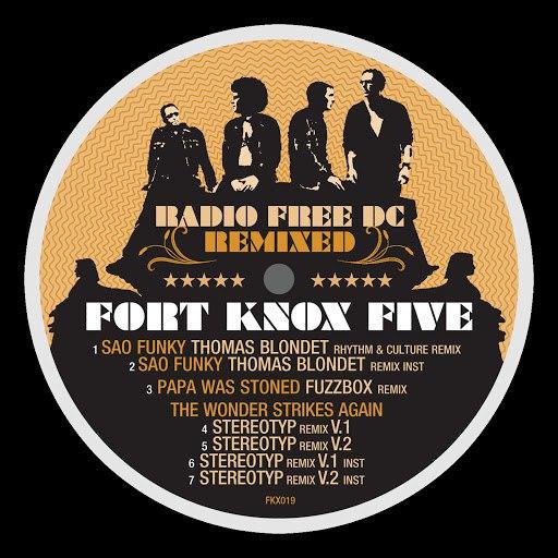 Fort Knox Five альбом Radio Free DC Remixed Vol. 6