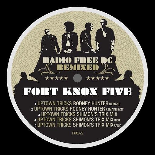 Fort Knox Five альбом Radio Free DC Remixed Vol. 9