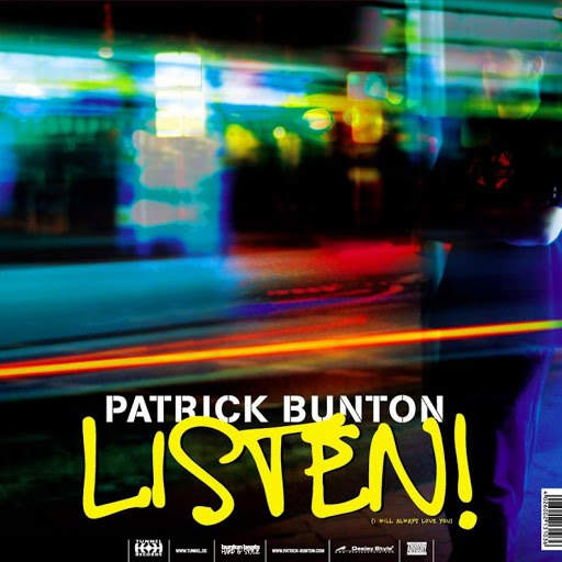 patrick bunton альбом Listen I will always Love you