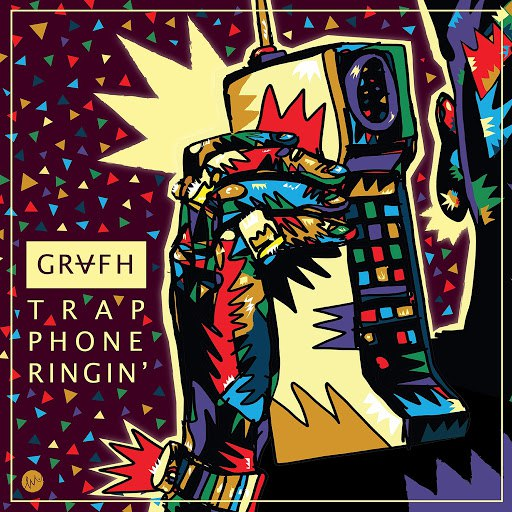 Grafh альбом Trap Phone Ringin