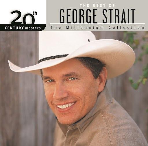 George Strait альбом 20th Century Masters - The Millennium Collection