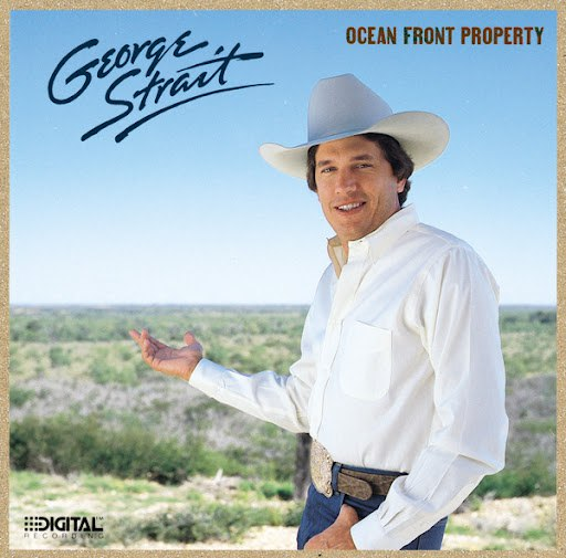George Strait альбом Ocean Front Property