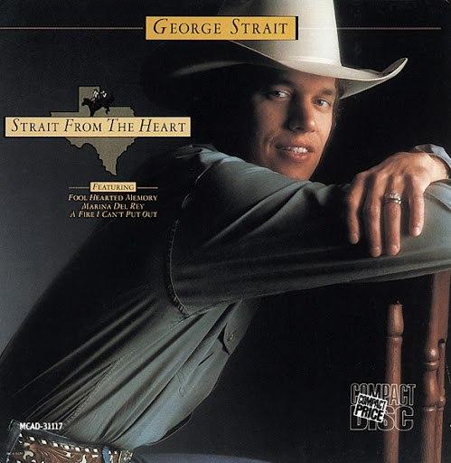 George Strait альбом Strait From The Heart