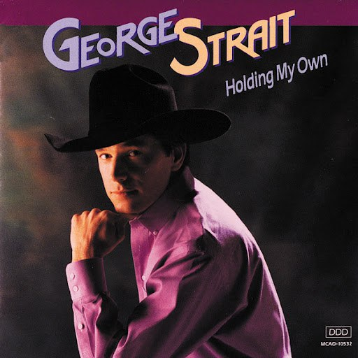 George Strait альбом Holding My Own