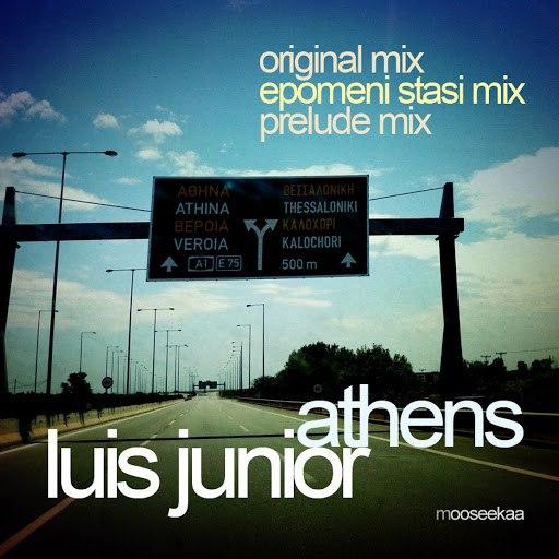 luis junior альбом Athens