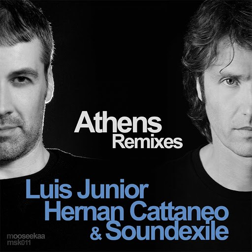 luis junior альбом Athens Remixes