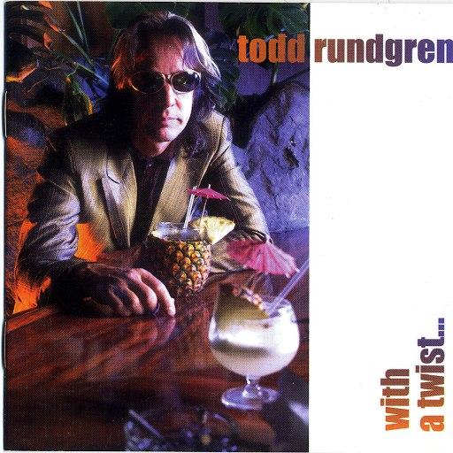 Todd Rundgren альбом With a Twist . . .