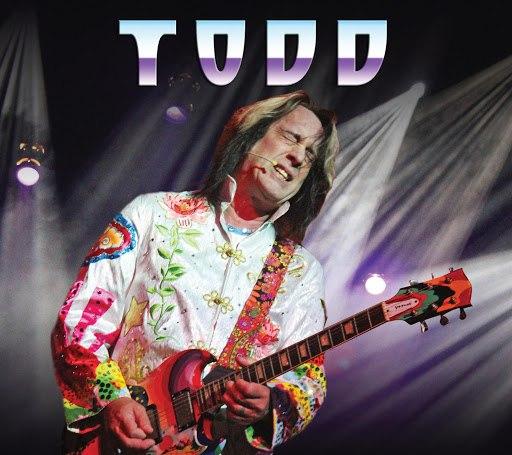 Todd Rundgren альбом Todd (Live)