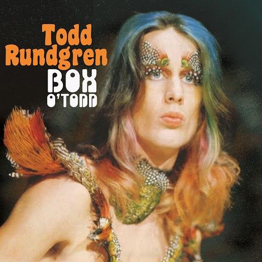 Todd Rundgren альбом Box O' Todd (Live)