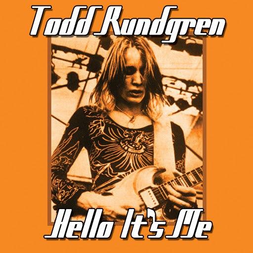 Todd Rundgren альбом Hello It's Me
