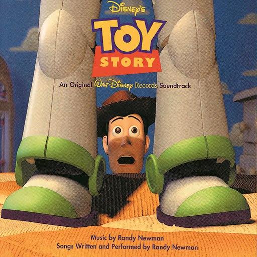 Randy Newman альбом Toy Story (Soundtrack)