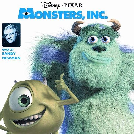 Randy Newman альбом Monsters, Inc. (Original Motion Picture Soundtrack)
