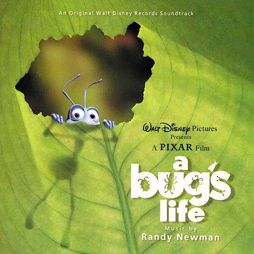 Randy Newman альбом A Bug's Life
