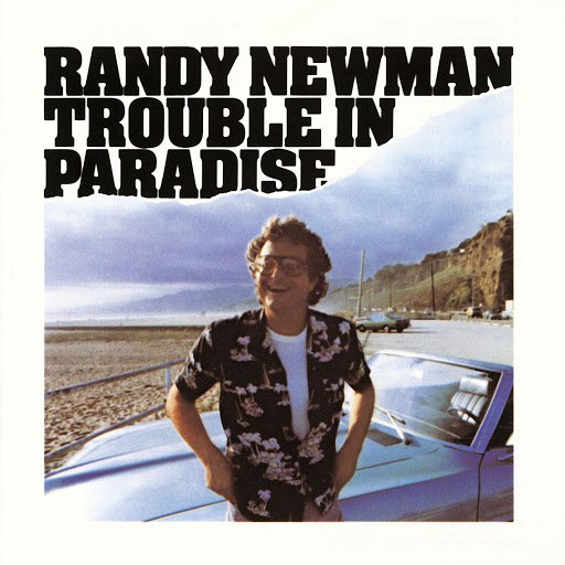 Randy Newman альбом Trouble In Paradise