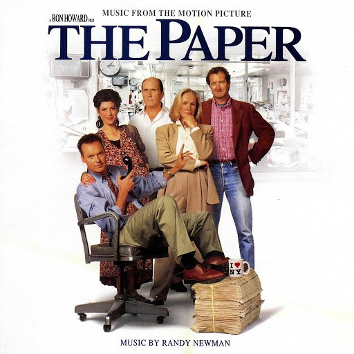 Randy Newman альбом The Paper (Music From The Motion Picture)