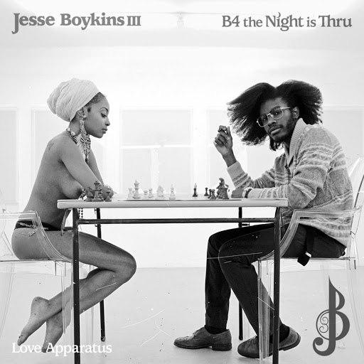 Jesse Boykins III альбом B4 the Night Is Thru