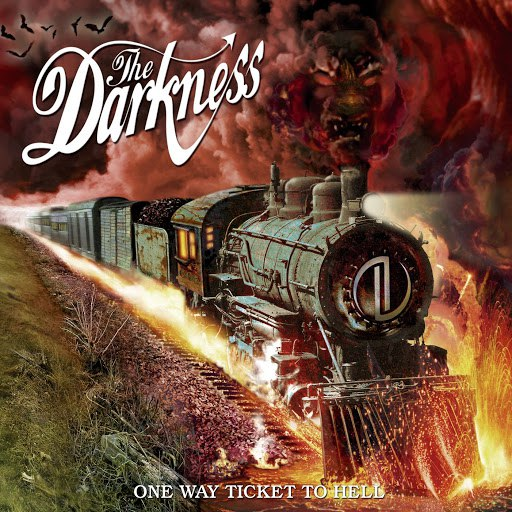 The Darkness альбом One Way Ticket To Hell...And Back [US Clean Album video/tunebook bundled by itunes]