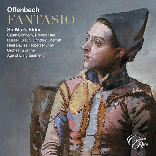 Jacques Offenbach альбом Offenbach: Fantasio