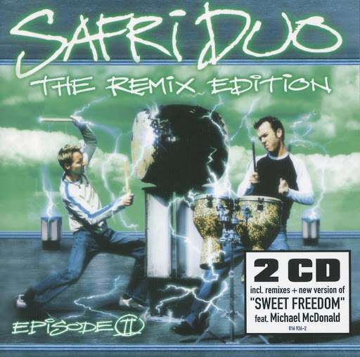 Safri Duo альбом The Remix Edition - Episode II (Danish Version)