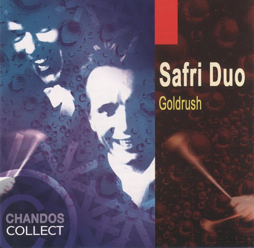 Safri Duo альбом Safri Duo: Goldrush - Works for Percussion
