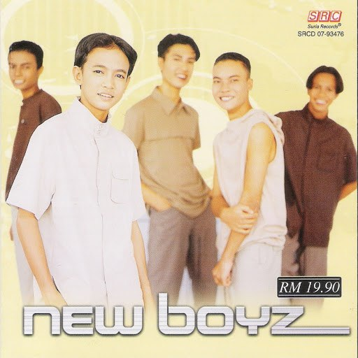 New Boyz альбом Sejarah Mungkin Berulang