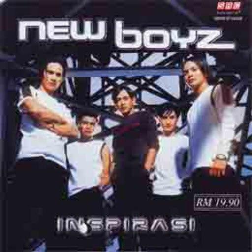 New Boyz альбом Marah Bukan Sifat Ku