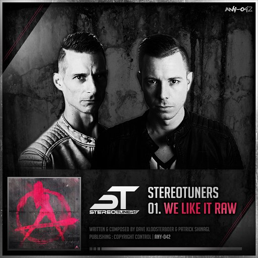 Stereotuners альбом We Like It RAW
