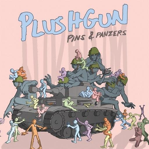 Plushgun альбом Pins & Panzers