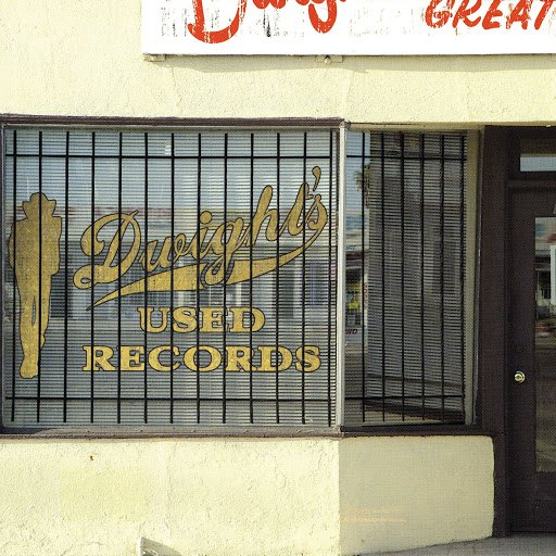 Dwight Yoakam альбом Dwight's Used Records