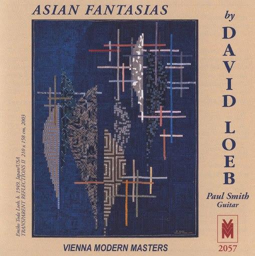 Paul Smith альбом Asian Fantasias by David Loeb