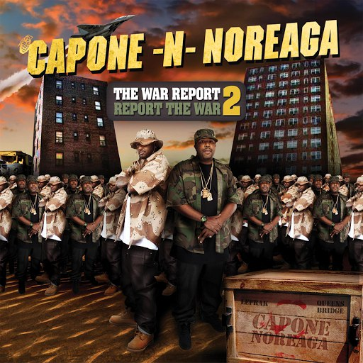 Capone-N-Noreaga альбом The War Report Part II (Edited)