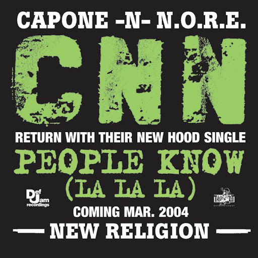 Capone-N-Noreaga альбом People Know (La La La)