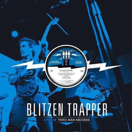 Blitzen Trapper альбом Live at Third Man Records