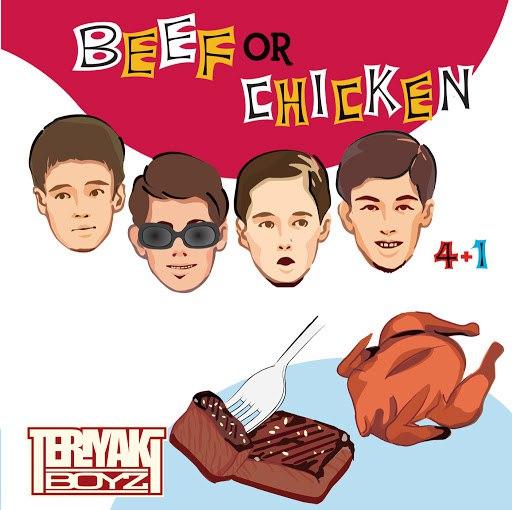 Teriyaki Boyz альбом Beef Or Chicken